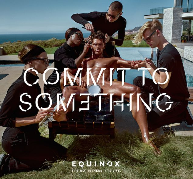 Sex sells, according to Equinox and Brian Shimansky.