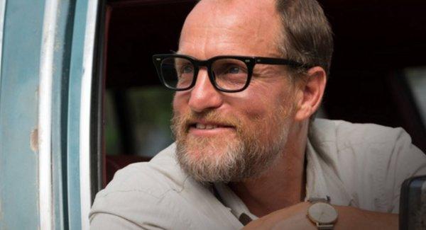 Woody Harrelson in Wilson.