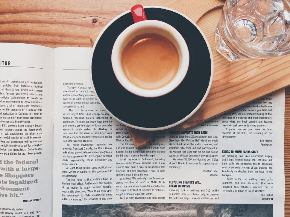 Follow these tips and your business will be in a print publication in no time.