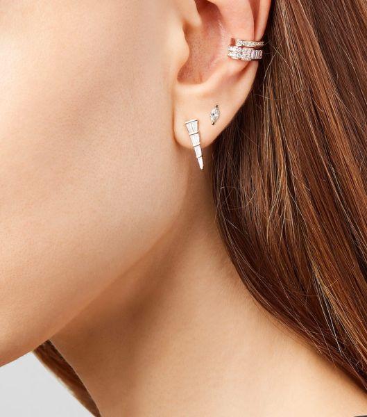 An ear cuff selection from Anita Ko.