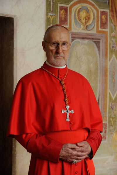 James Cromwell as Cardinal Michael Spencer.