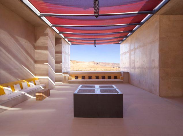 Amangiri Entrance Lounge 2
