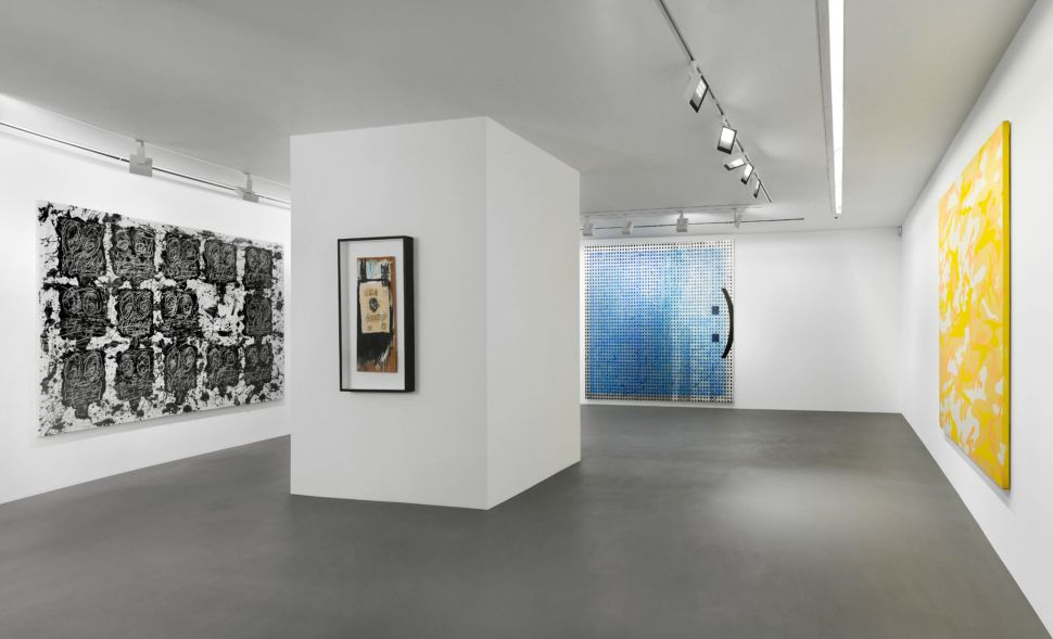 """Age of Ambiguity"" at Vito Schnabel Gallery in St. Moritz, Switzerland."