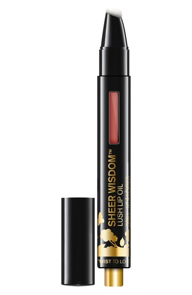 Butter London Sheer Wisdom Lush Lip Oil.