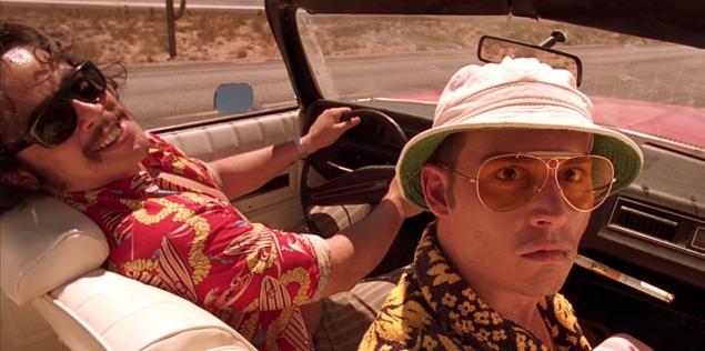 Microdosing LSD is nothing like Fear and Loathing in Las Vegas .