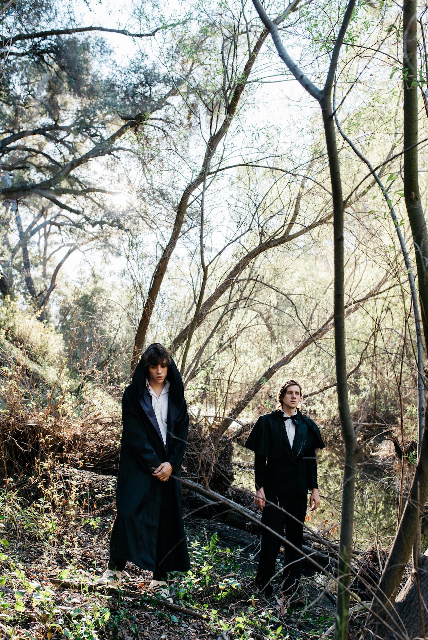 (L-R) Jonathan Rado and Sam France