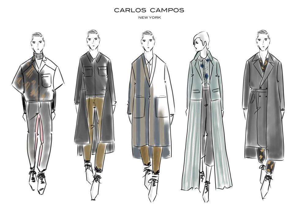 Inspiration: Carlos Campos