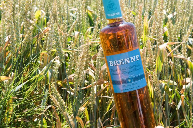 Brenne Whiskey, from Cognac, France to your glass.