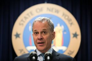 Attorneys general like Eric Schneiderman may have been deceived by a Los Angeles Times story about ExxonMobil.