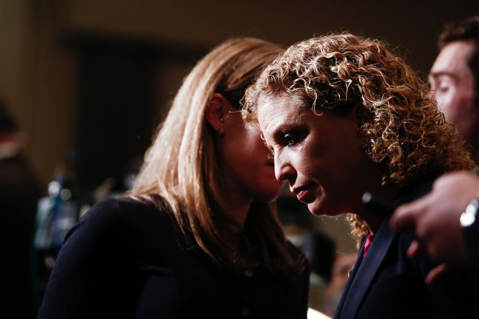 Debbie Wasserman Schultz (Photo by )