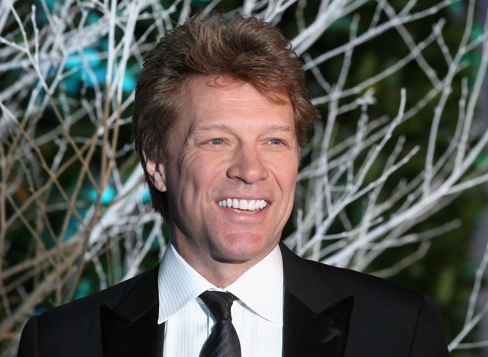 Jon Bon Jovi operates The Bon Jovi Soul Kitchen at locations in Red Bank and Toms River.