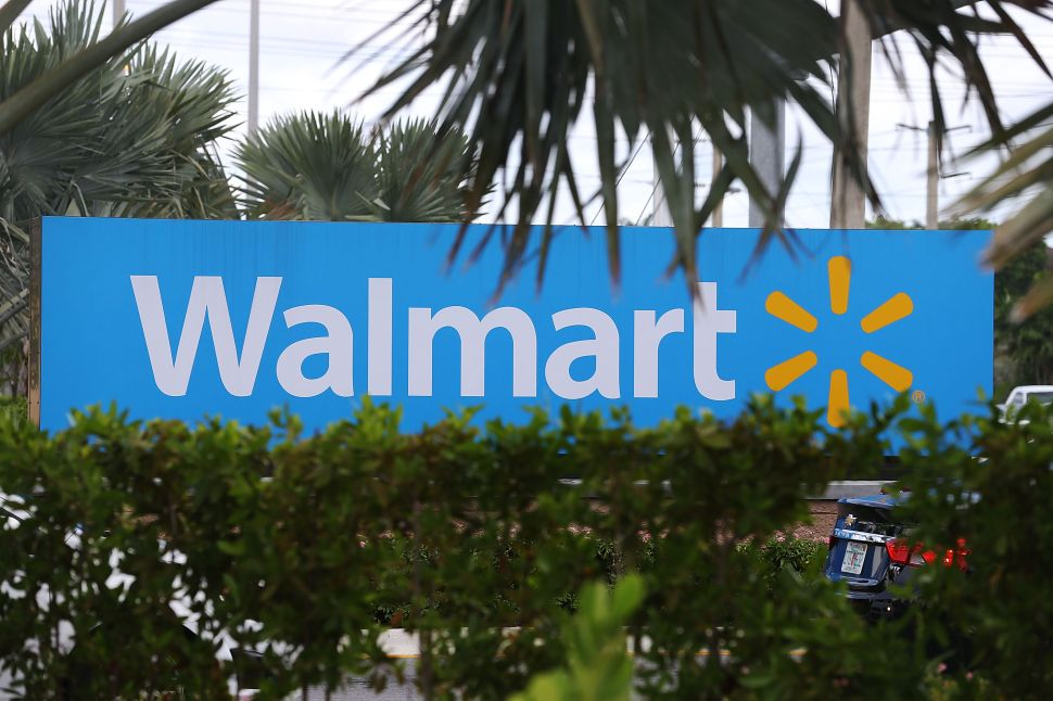 Walmart is thriving by adjusting to the changing retail market.