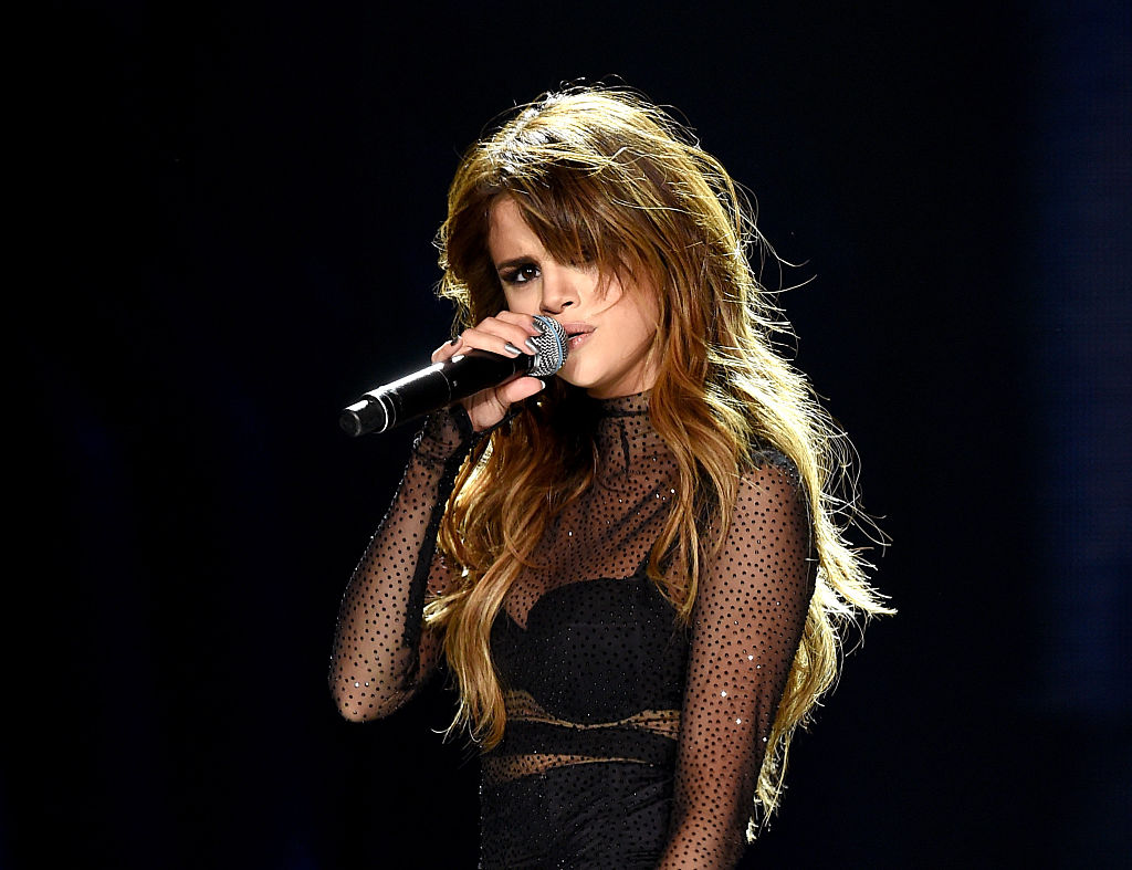 Selena Gomez deserves a little time by herself.