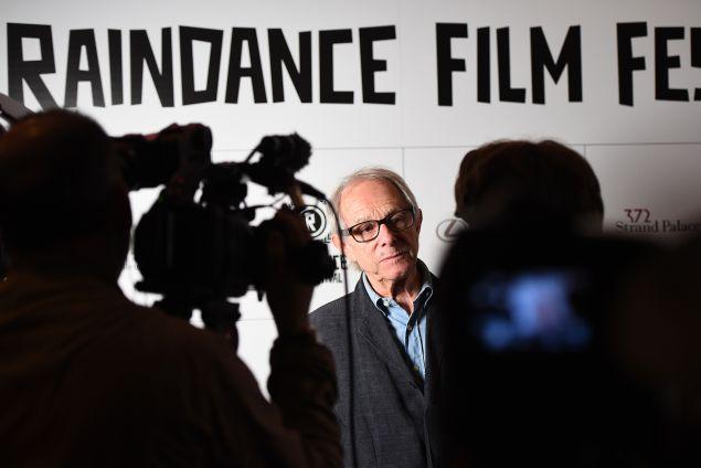 Director Ken Loach.