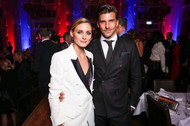 Olivia Palermo and Johannes Huebl are staying put in Dumbo.