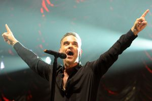 Robbie Williams bought the home in 2002.