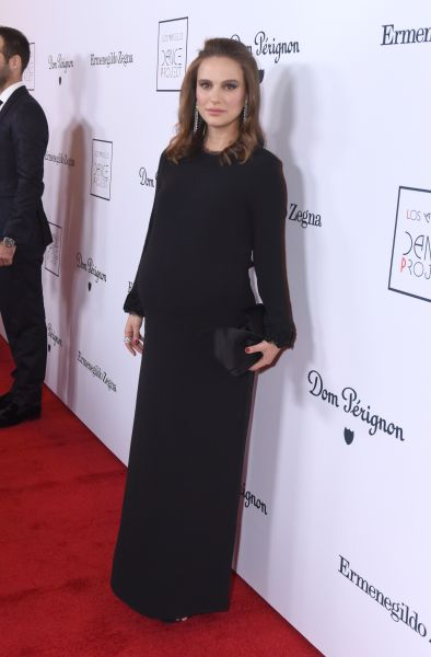 Natalie Portman at the Los Angeles Dance Project Gala.