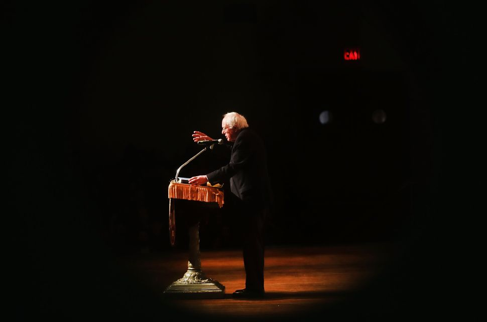 Sen. Bernie Sanders's presidential campaign continues to provide energy and enthusiasm for reform oriented progressives.