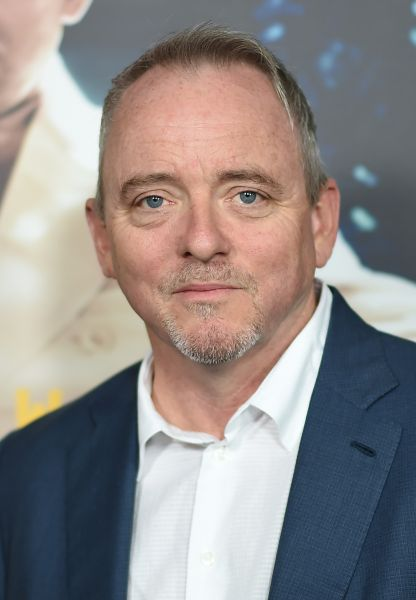 Dennis Lehane at the world premiere Live By Night.