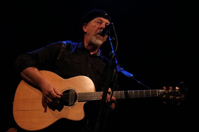 "Richard Thompson delivered ""Bird on a Wire"" and ""Story of Isaac"" like benediction"
