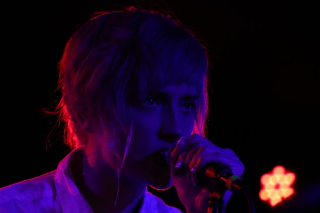 Priests' Katie Alice Greer @ Brooklyn Bazaar on Friday, January 28