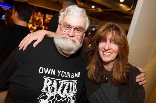 Razzies founder John Wilson.