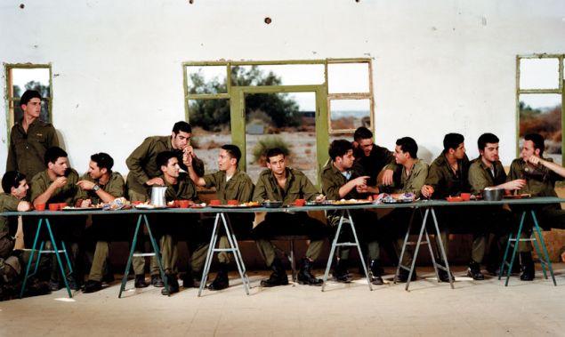 Adi Nes' version of The Last Supper.