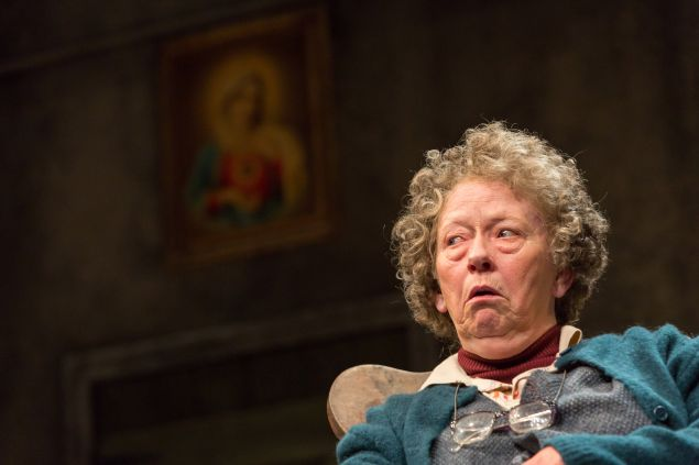 Mary Mullen in The Beauty Queen of Leenane.