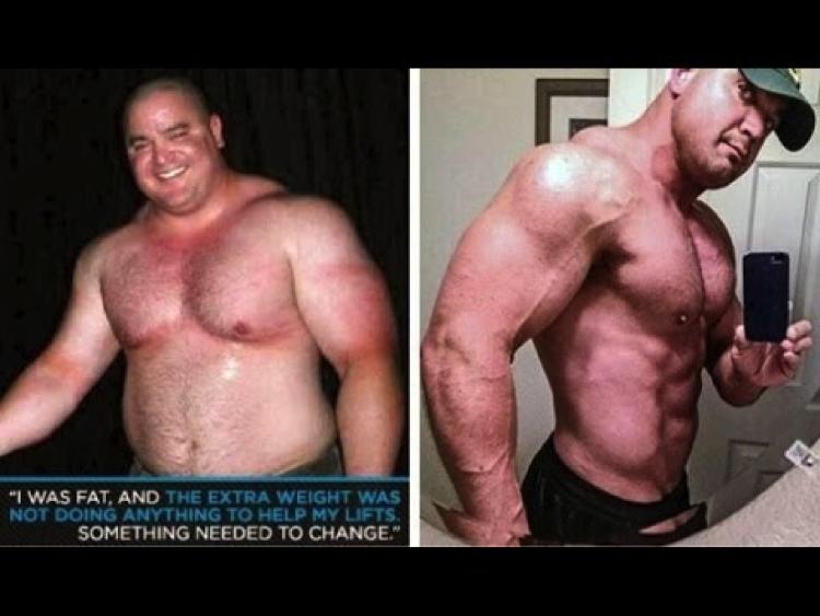 Multiple elite powerlifter Mark Bell