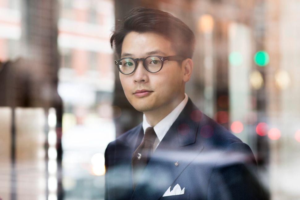 Mark Cho.