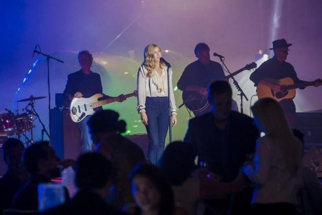 Connie Britton in Nashville's fifth season.