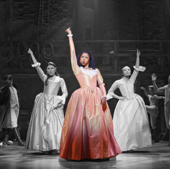 Pretend you've seen 'Hamilton' with a themed fitness class to learn all the lyrics.