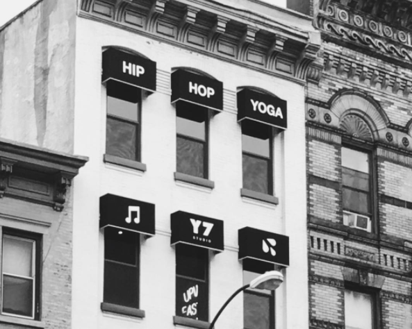 Hip hop is much trendier than wind chimes and gongs.