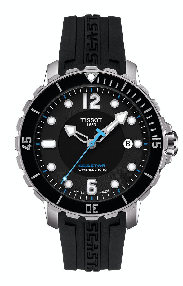 Tissot Seastar 1000 Automatic.