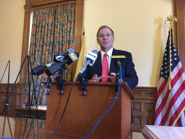 N.J. Assembly Minority Leader Jon Bramnick cast doubt on proposals to change how the state funds its schools Friday.