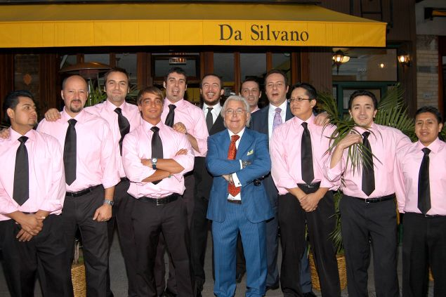 Da Silvano, you will be missed.