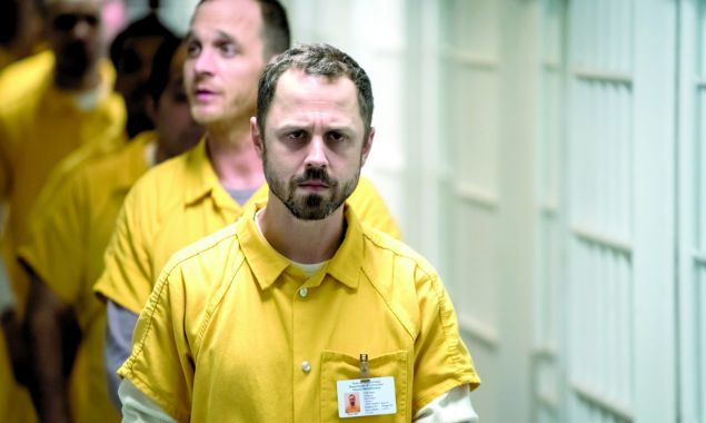Giovanni Ribisi in Sneaky Pete.