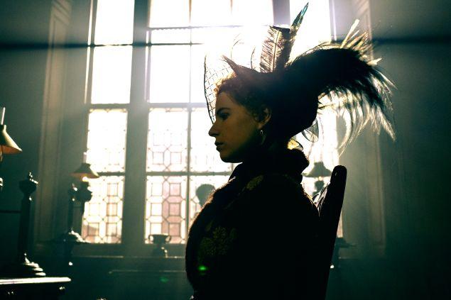 Jessie Buckley as Lorna Bow.