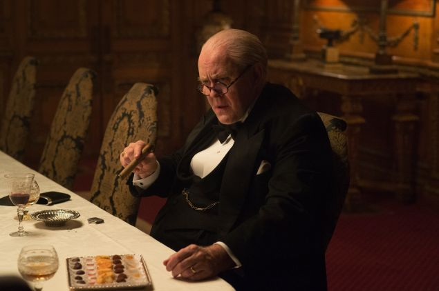 John Lithgow in The Crown.
