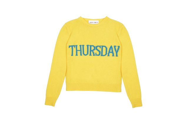 Thursday's have never been so bright.