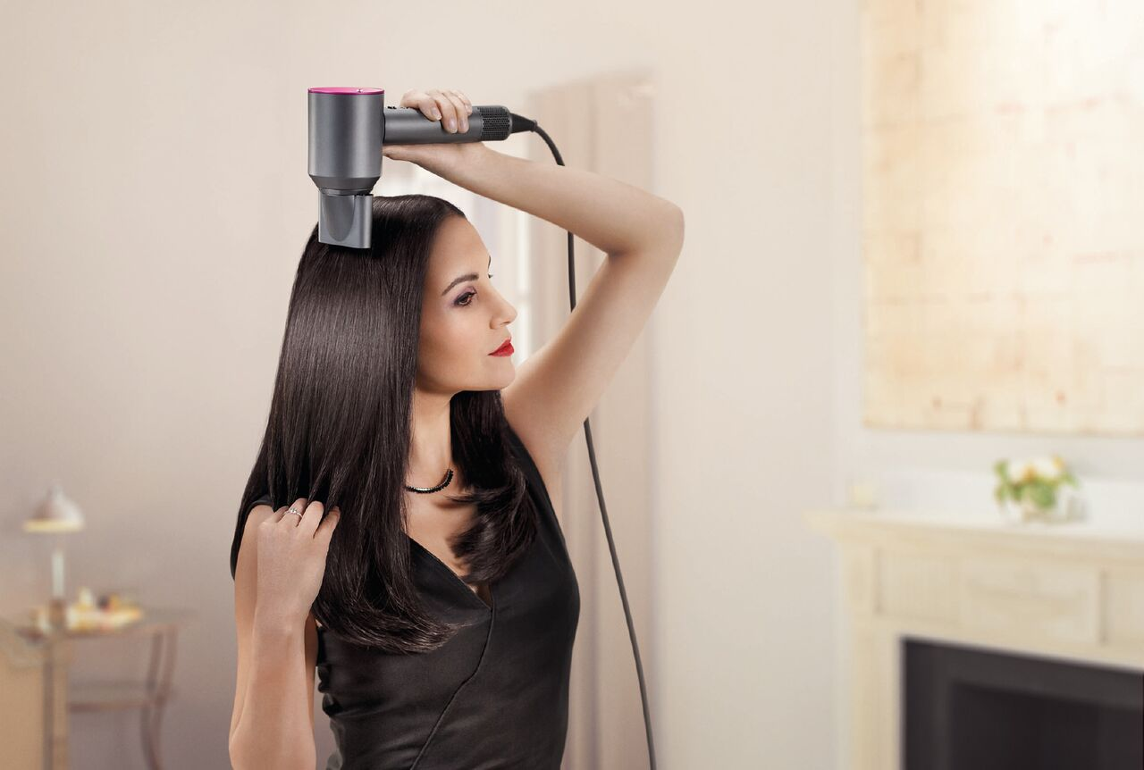 Dyson Supersonic hair dryer.