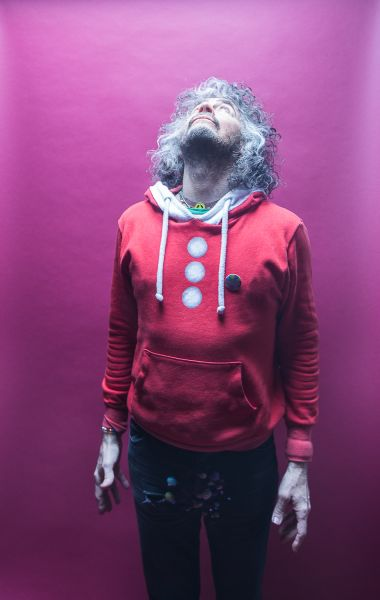 Wayne Coyne heeds the signal from space.