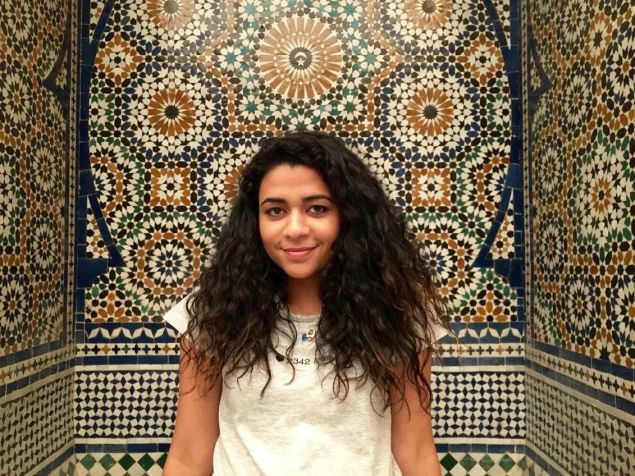 Wesam Abdelzahera, Junior at New York University