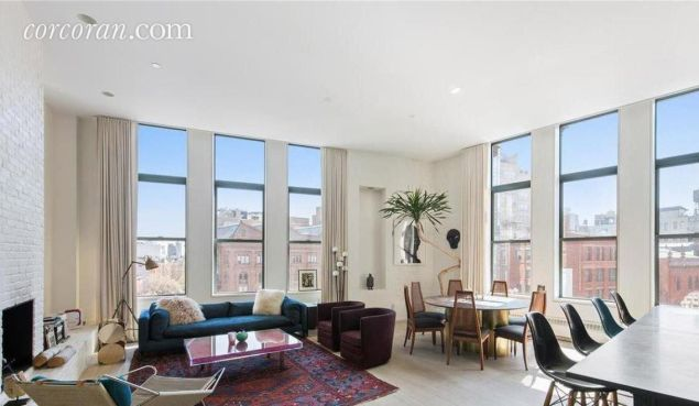 For $12,500-a-month, let Jonny Buckland be your landlord.