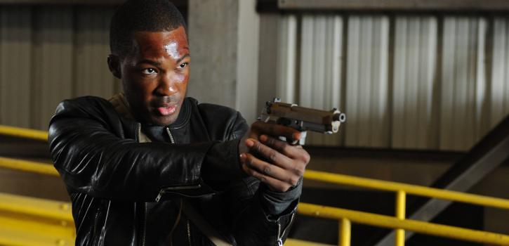 Corey Hawkins as Eric Carter.