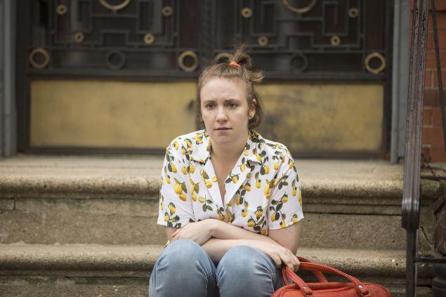 Lena Dunham as Hannah Horvath.