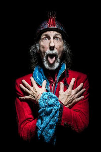 Arthur Brown is bringing his Crazy World on its first U.S. tour in 47 years.