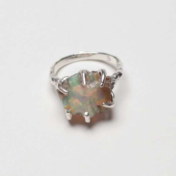 Bluebeard's bestselling opal ring
