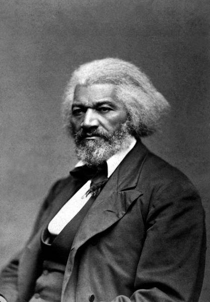Frederick Douglass in 1879. George K. Warren.