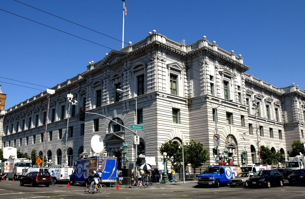 The Ninth Circuit Court of Appeals in San Francisco, Calif.